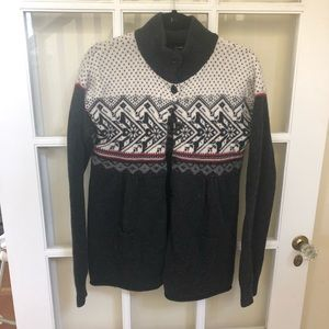 2 for $15 GAP Fair Isle Lambswool Sweater Size L